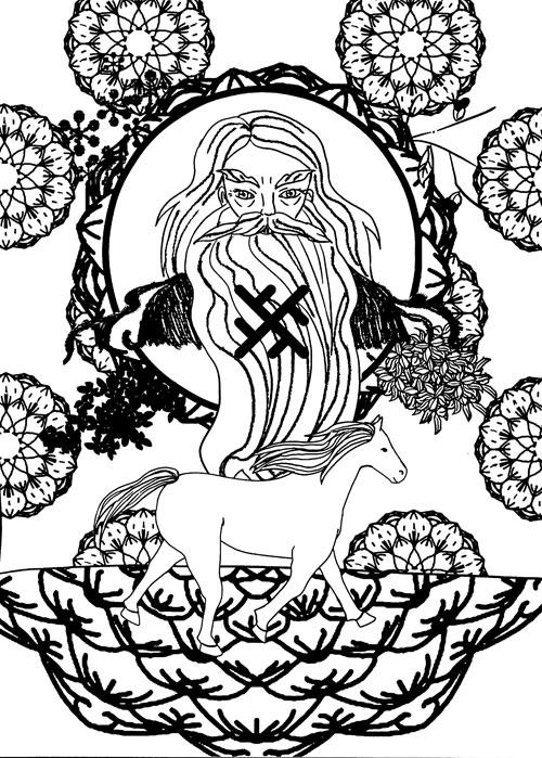 Tip na knihu – Magie slovanských bohů a symbolů