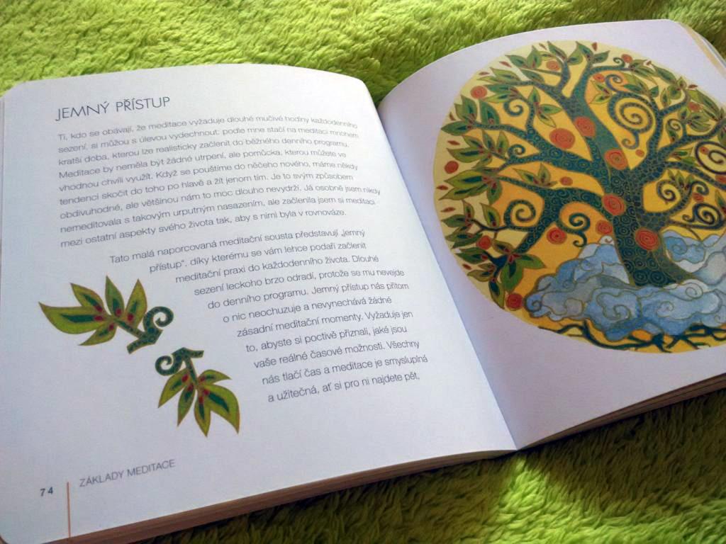 Malá kniha meditací: Negativní myšlenky versus NEUŽITEČNÉ MYŠLENKY?