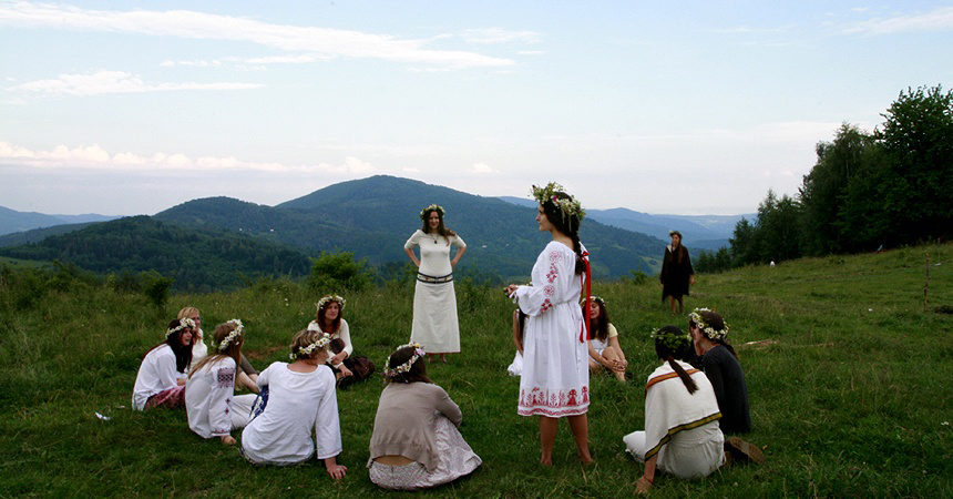 O ženách v našej pôvodnej kultúre