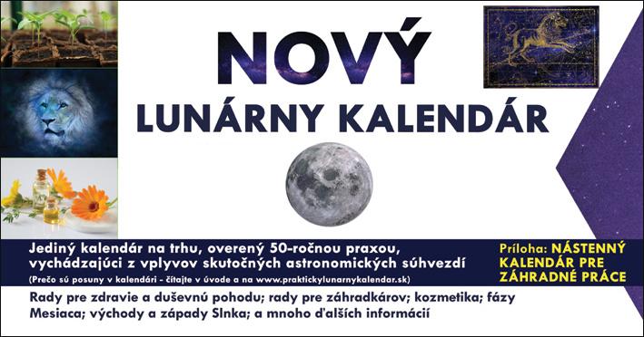 Lunárny kalendár na tento týždeň: 7.12.-13.12.